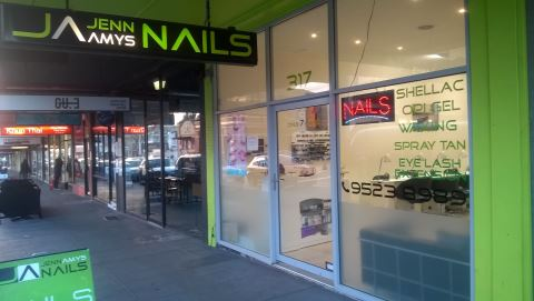 Jenn Amy's Nails