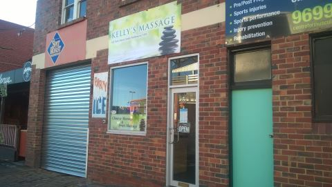 Kelly's Massage South Melbourne