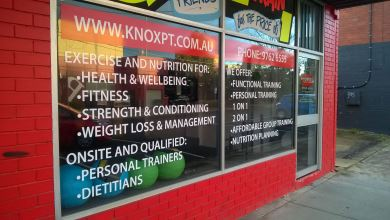 Knox Personal Training