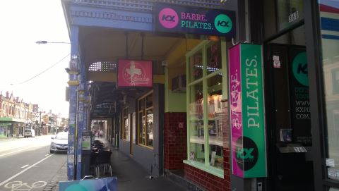 KX Barre and Pilates Fitzroy
