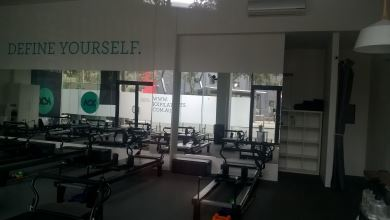 KX Pilates Docklands