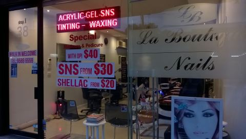 La Boutique Nails