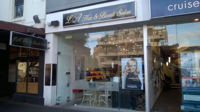 LA Hair and Beauti Salon