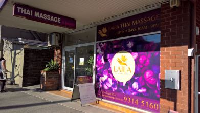 Laila Thai Massage & Beauty