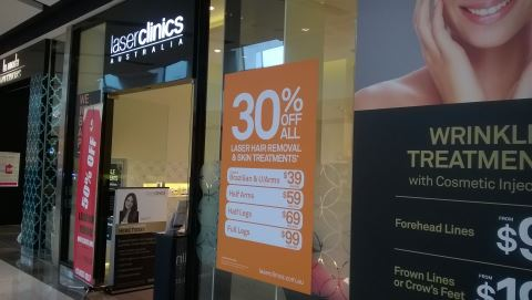 Laser Clinics Australia Fountain Gate