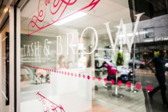 Lash and Brow Boudoir Prahran