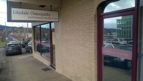 Lilydale Osteopathy and Natural Healthcare