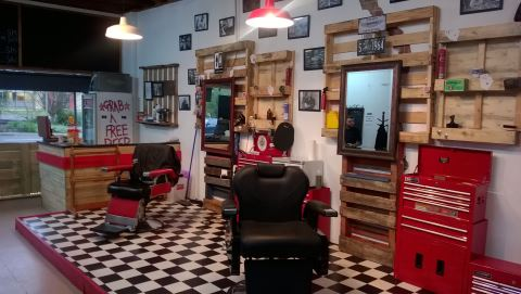 London Barber Movement