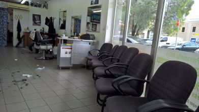 M and A Bizy Scissors Salon