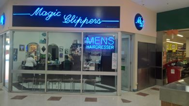 Magic Clippers Mens Hairdressers