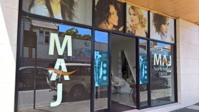 MAJ Hair and Beauty Centre