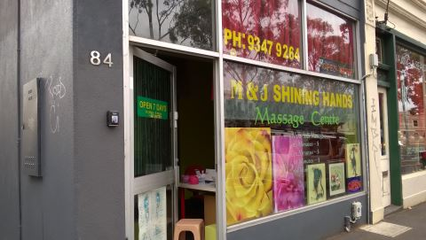 M and J Shining Hands Massage Centre
