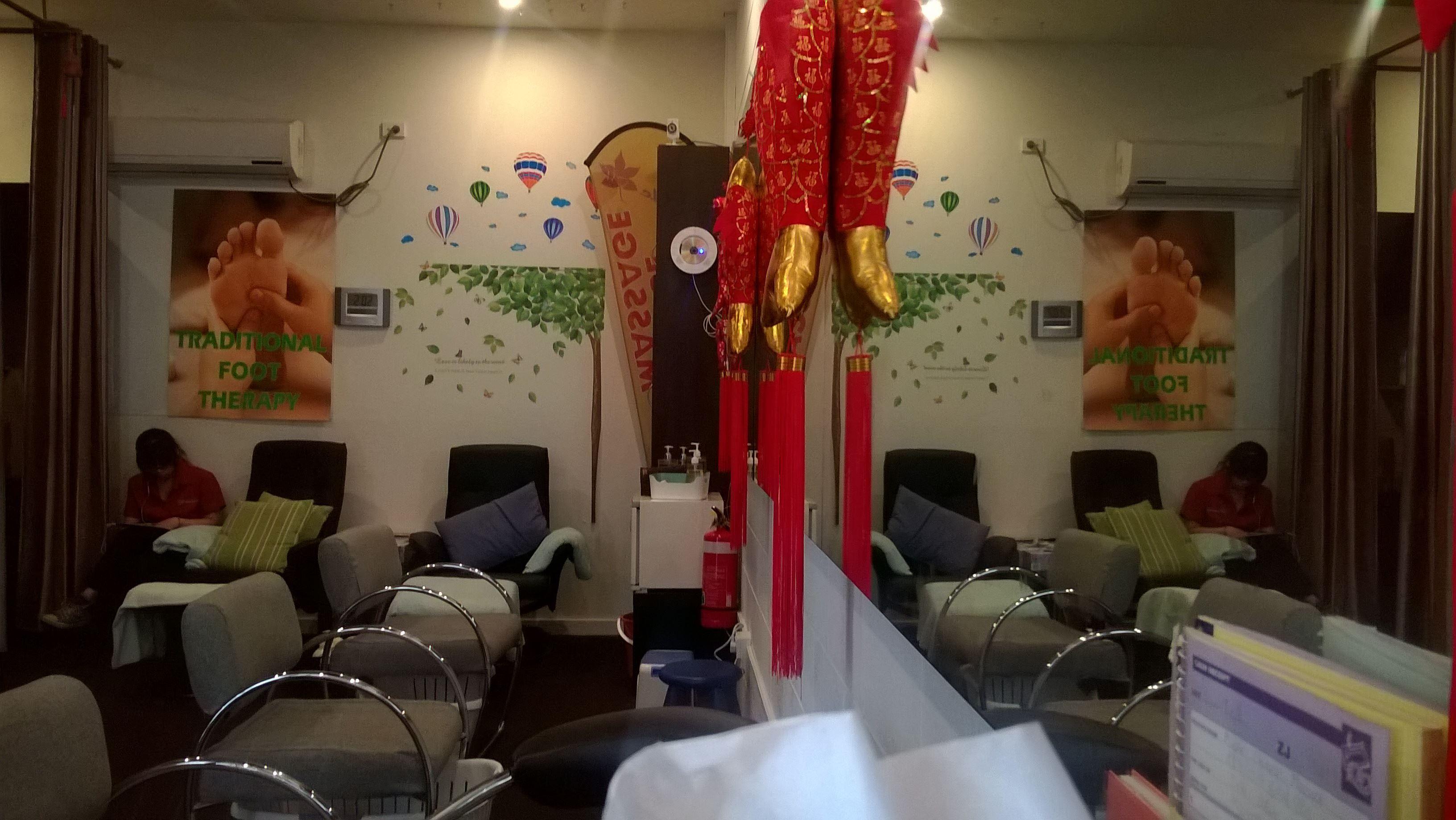 Asian massage melbourne thai west
