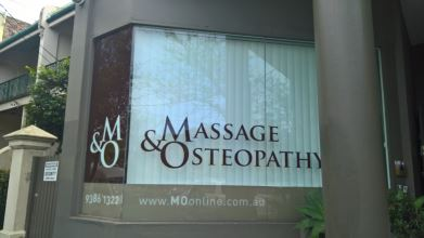 Massage and Osteopathy Bondi Junction