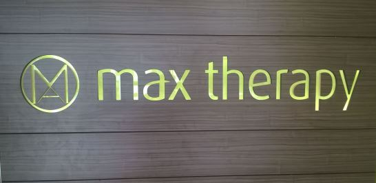 Max Therapy Elizabeth Street