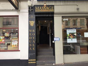 Medusas massage