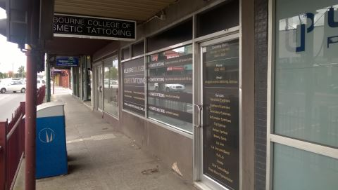 Melbourne College of Cosmetic Tattooing