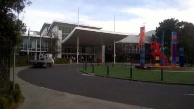 Melbourne Sports and Aquatic Centre