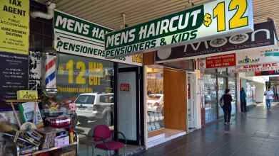 Mens Haircut Lakemba