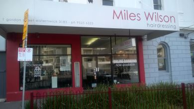 Miles Wilson Hairdressing