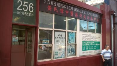 Min Wei Huang Herbal and Acupuncture Centre