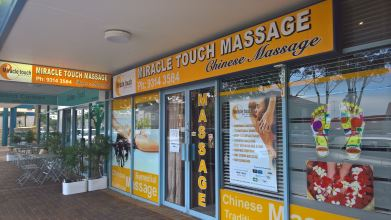Miracle Touch Massage