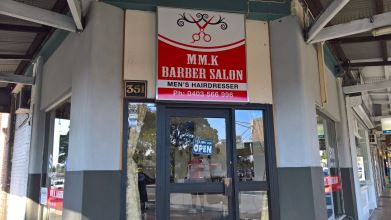 MM.K. Barber Salon
