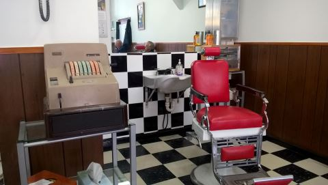 Mod Creation Modern Men's Barber