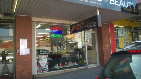Moonlight Nails and Beauty