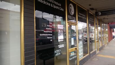 Moreland Natural Medicine and Sports Clinic