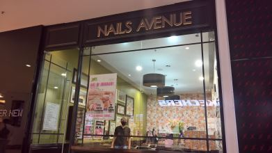 Nails Avenue Westfield Parramatta