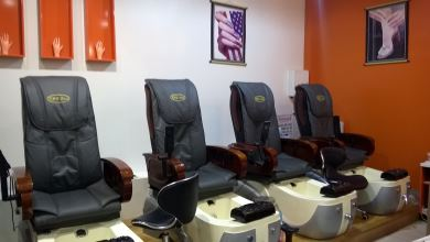 New York Nails and Beauty Spa Parlour