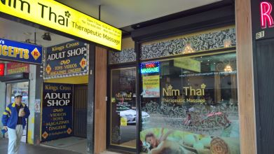 Nim Thai Massage Kings Cross
