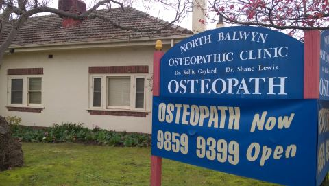 North Balwyn Osteopathic Clinic