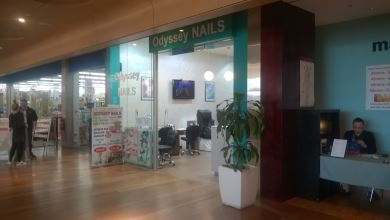Odyssey Nails South Melbourne