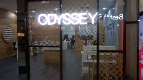 Odyssey Nails Westfield Airport West