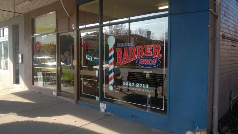 Orrong Barber Shop
