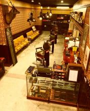 Oxbridge Barber Shop and Shave Parlour