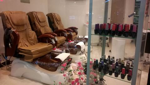 Pampa Nails Clayton