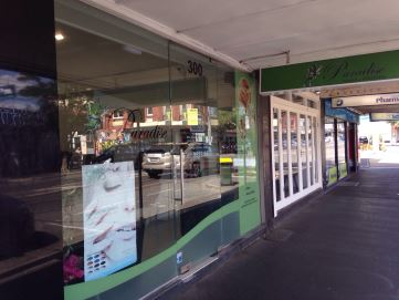Paradise Nails and Footspa Balaclava
