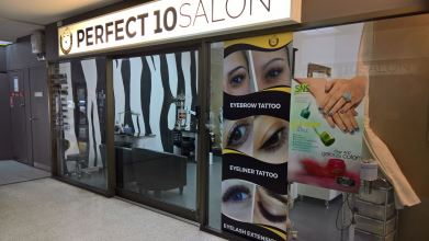 Perfect 10 Salon