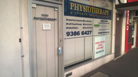 Physiotherapy and Sport Injuries Centre