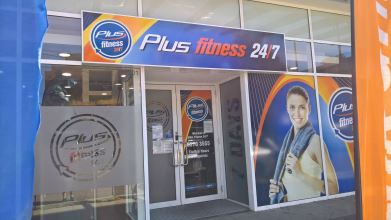 Plus Fitness 24/7 Hurstville