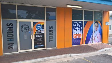 Plus Fitness 24/7 Mount Druitt