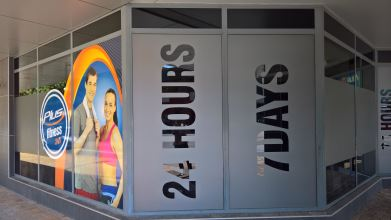 Plus Fitness 24/7 Parramatta