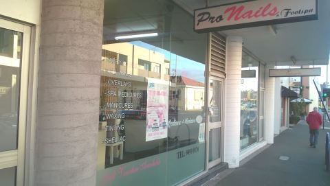 Pro Nails and Footspa