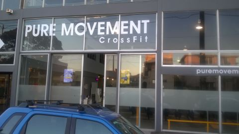 Pure Movement Crossfit