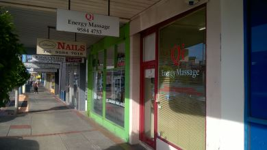 Qi Energy Massage