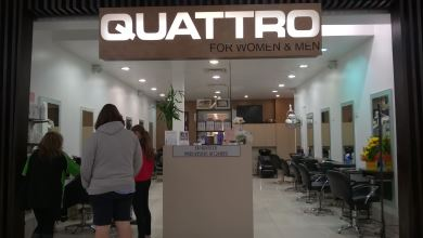 Quattro Hair Fashion