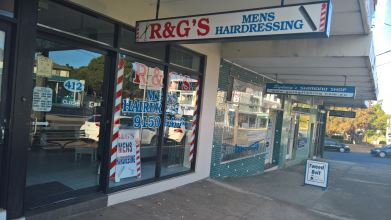 R and G's Hair Salon